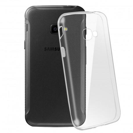 Coque Silicone transparente Samsung XCover 4/4S