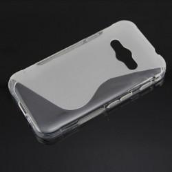Coque Silicone transparente Samsung XCover 3