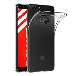 Coque Silicone transparente Huawei P Smart