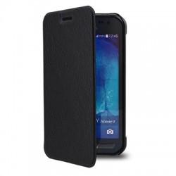Etui Folio noir Samsung XCover 3