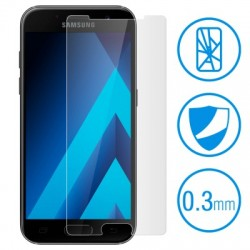 Vitre verre trempé pour Samsung Galaxy A6 2018