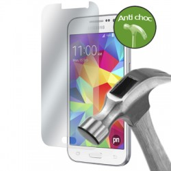 Vitre verre trempé Samsung Core Prime
