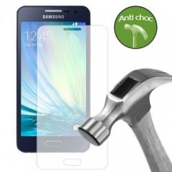 Vitre verre trempé Samsung A3
