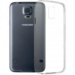 Coque Silicone transparente Samsung S5