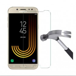Vitre verre trempé Samsung  J7 (2017)
