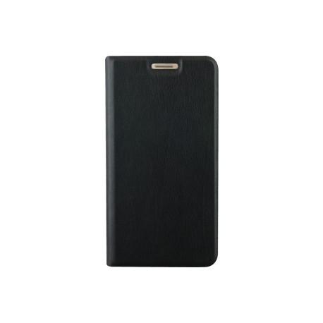 Etui folio noir pour Huawei P Smart 2019