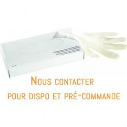 Boite de 100 gants Nitrile Taille L