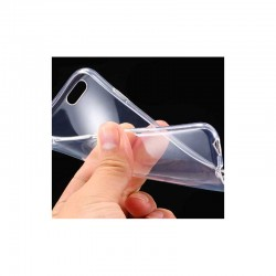 """Coque Silicone transparente iPhone 12 6.1"""""""