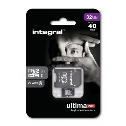 Carte mémoire Integral 32 GB