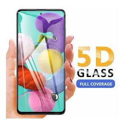 Vitre verre trempé 5D Edge pour Samsung S21