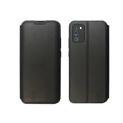 Etui folio noir pour Samsung Galaxy A52