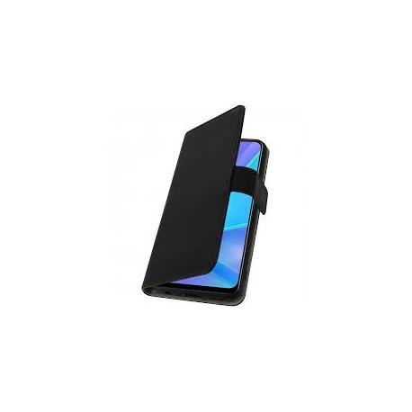Etui folio noir pour Oppo A72