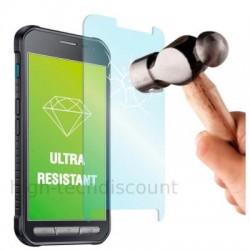 Vitre verre trempé Samsung Xcover 3
