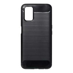 Coque silicone noire pour Oppo A72