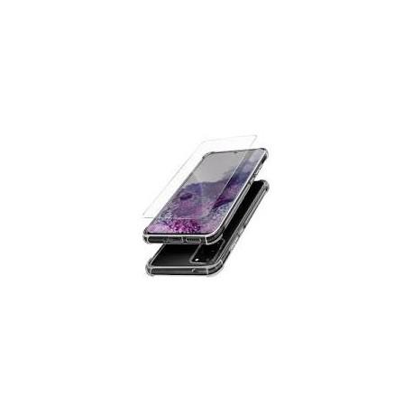 Coque Silicone transparente Samsung S20+