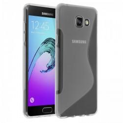 Coque Silicone transparente pour Samsung A5 2016