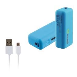 Batterie de secours bleue 2600mAh