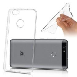 Coque Silicone transparente Huawei Nova